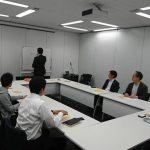 3月29日(木)18:30~ 鴻鵠の会の勉強会・懇親会に参加してきました。